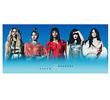 7/27 Fifth Harmony Photographic Print
