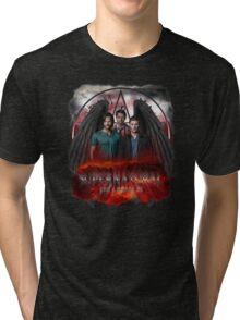 Supernatural Gods Among us 2 Tri-blend T-Shirt