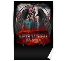 Supernatural Gods Among us 2 Poster