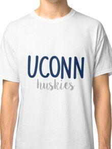 University of Connecticut Classic T-Shirt