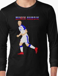 MAREK HAMSIK SLOVAKIA, EURO, VECTOR Long Sleeve T-Shirt