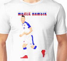 MAREK HAMSIK SLOVAKIA, EURO, VECTOR Unisex T-Shirt