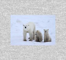 Polar Bears Family Portrait #3, Churchill, Canada Unisex T-Shirt