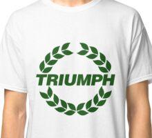 TRIUMPH RACING GREEN Classic T-Shirt