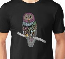 Mike The Magic Owl Unisex T-Shirt
