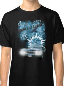 Supernatural theme 2 Classic T-Shirt