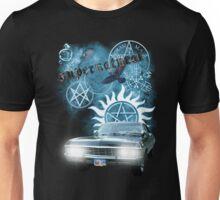 Supernatural theme 2 Unisex T-Shirt