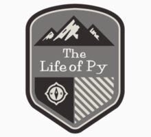 The Life of Py Branded Gear Kids Tee