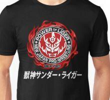 JUSHIN THUNDER LIGER JAPAN PRO WRESTLING NJPW LOGO  Unisex T-Shirt