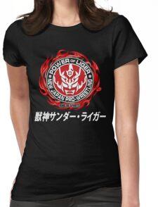 JUSHIN THUNDER LIGER JAPAN PRO WRESTLING NJPW LOGO  Womens Fitted T-Shirt