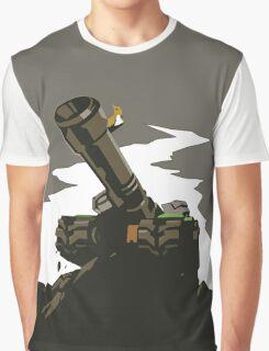 Bastion Spray Graphic T-Shirt