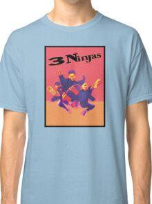 3 Ninjas-Poster Classic T-Shirt