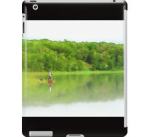 Fisherman iPad Case/Skin
