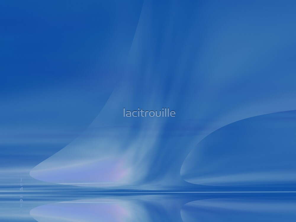 The Following Sea by lacitrouille