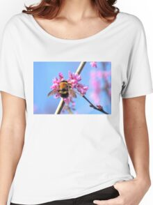 Eastern Redbud And The Bee Women's Relaxed Fit T-Shirt