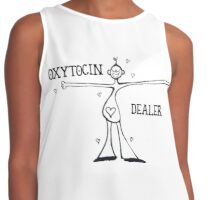 Oxytocin Dealer (black) Contrast Tank