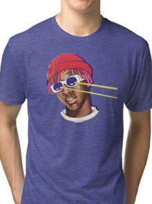 Lil Yachty / Yachty / Lil Boat - shirt, artwork Tri-blend T-Shirt