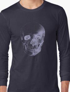 Skull X-Ray  Long Sleeve T-Shirt