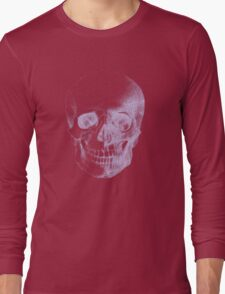 Skull X-Ray  Long Sleeve T-Shirt