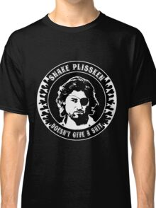 Snake Plissken (doesn't give a shit) Classic T-Shirt