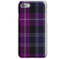 00883 Westwood MacPoiret Fashion Tartan  iPhone Case/Skin