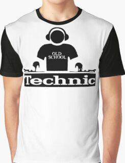dj skills Graphic T-Shirt