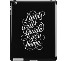 Fix You iPad Case/Skin