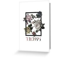 The 1975 Flower Figure EDR 979  Greeting Card