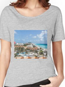 Cancun Mexico Women's Relaxed Fit T-Shirt