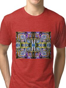 Take The Next Left (Bismuth) Tri-blend T-Shirt