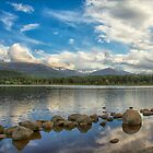 Loch Morlich ~ Scotland by M.S. Photography & Art