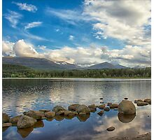 Loch Morlich ~ Scotland Photographic Print