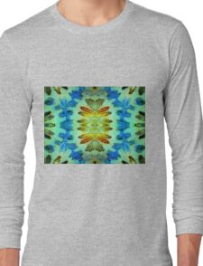 Garland (Fossil Coral) Long Sleeve T-Shirt