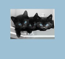Blue Eyed Kittens Unisex T-Shirt