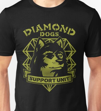 Rescue And Support Unisex T-Shirt