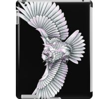 Owl in Flight iPad Case/Skin
