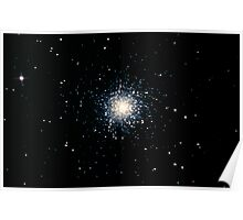 M13 The Great Globular Cluster Poster