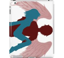Saved by the Fallen iPad Case/Skin