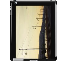 Tracks along the Danube iPad Case/Skin