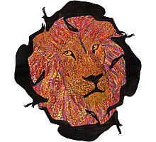 lion to me  Photographic Print