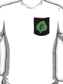Pokemon Grass Type Pocket T-Shirt