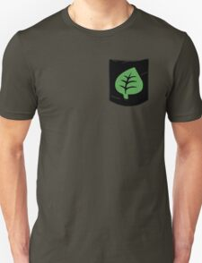 Pokemon Grass Type Pocket T-Shirt