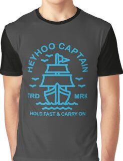 BRAVE SHIP Graphic T-Shirt