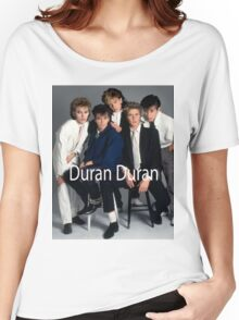 Duran Duran Vintage Cover Women's Relaxed Fit T-Shirt