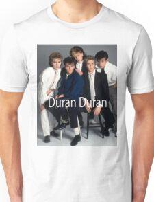 Duran Duran Vintage Cover Unisex T-Shirt