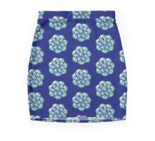 Flower Paisley Mini Skirt