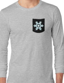Pokemon Ice Type Pocket Long Sleeve T-Shirt
