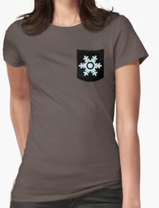 Pokemon Ice Type Pocket Womens Fitted T-Shirt
