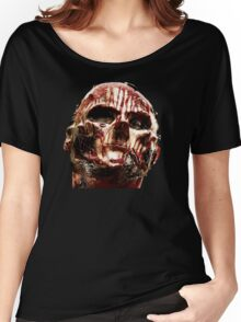 TOK MASK FACE Women's Relaxed Fit T-Shirt