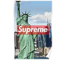 supreme nyc Poster